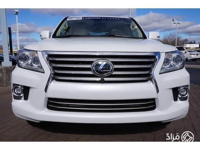 for sale 2015 lexus lx 570 gcc specs suv full option. Black Bedroom Furniture Sets. Home Design Ideas