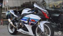 Suzuki GSXR One Million