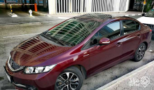2013 honda civic للبيع