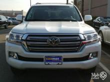 Am selling my used 2016 Toyota Land Cruiser SUV
