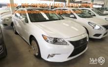 New 2015 Lexus ES350 Series  & Preowned 2008,2012