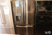 New Open Box GE ENERGY STAR 25.6 Cu.Door Refrigerator- GFE26JBMAFTS