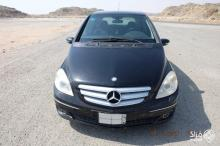 ميرسيدس Mercedes B 200 Turbo 2006